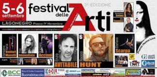 ARTE E SPETTACOLO / Lagonegro, il 4, 5 e 6 settembre va in scena il Festival delle Arti