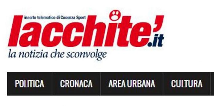 GIORNALISMO E CATENE / Calabria, Procura chiude sito di informazione Iacchité