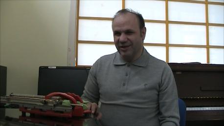 Disabilità e barriere, Giuseppe Cesena racconta come si vive senza l'uso della vista
