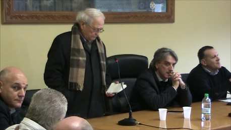 Riunione sanità, Antonio Praticò tira le orecchie a certi giornalisti: