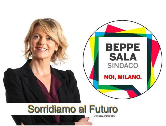 Viviana Demitry, la mamma napoletana che vuole conquistare Milano al fianco di Beppe Sala
