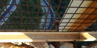 Ponte di San Nicola, la denuncia di Italia Nostra: 'Gravi le condizioni del manto stradale'