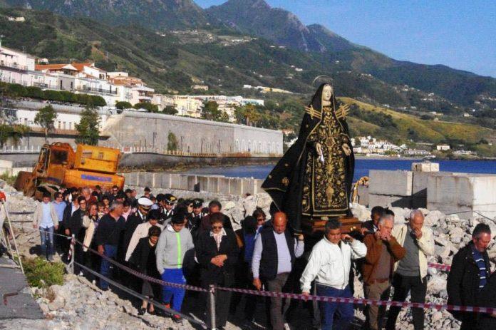 A Diamante oggi si celebra il culto de 'L'immacolata venuta dal mare' tra storia e leggenda