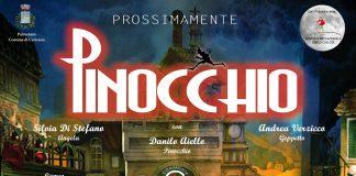 Cosenza | Per i dieci anni della Compagnia delle Alghe nel 2018 torna in scena Pinocchio