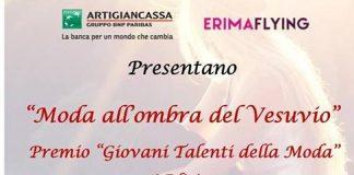 Ercolano | 'Moda all'ombra del Vesuvio', il 26 maggio al via la sedicesima edizione