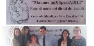 Fuscaldo | Disabilità e disagi, apre lo sportello legale dell'Associazione 'Mamme indispensabili'