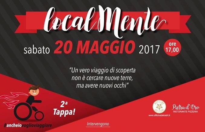 Santa Maria del Cedro | Il convegno LocalMente ospiterà la seconda tappa di #ancheiovoglioviaggiare