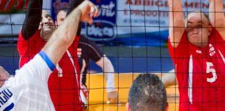 Nazionali Sitting Volley | Nola città dei Gigli vola in finale, tra i campioni anche Sergio Ignoto