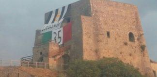Lettere alla redazione | 'Torre Talao, da simbolo di Scalea a vela pubblicitaria... grazie ai chiodi'