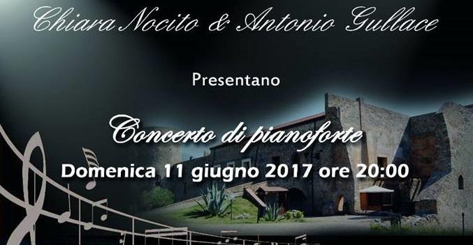 Santa Maria del Cedro (Cs) | Palazzo Marino, Chiara Nocito e Antonio Gullace inaugureranno la stagione concertistica