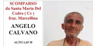 Santa Maria del Cedro (Cs) | La scomparsa di Angelo Calvano a 'Chi l'ha visto?' con una ricostruzione un po' faziosa sugli uomini di Muto