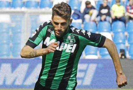 Calcio | Under 21, Ventura sul cariatese Domenico Berardi: 'Stage in nazionale, ha qualità enormi'