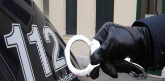 Bagnara Calabra (RC) I carabinieri arrestano uomo per tentato omicidio nei confronti della ex moglie