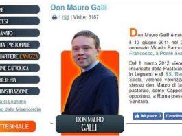 Rozzano (MI)   Don Mauro Galli accusato di abusi e traferito, la Diocesi ha agito con scrupolo e coscienza?