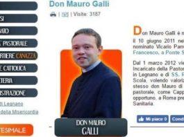 Rozzano (Mi)   L'abuso di don Mauro Galli è stato insabbiato? Il muro di di omertà si sta forse sgretolando
