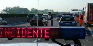 Laino Borgo (Cs) | Scontro su A3 su tratto a corsia unica per lavori: due morti, tra cui un bambino