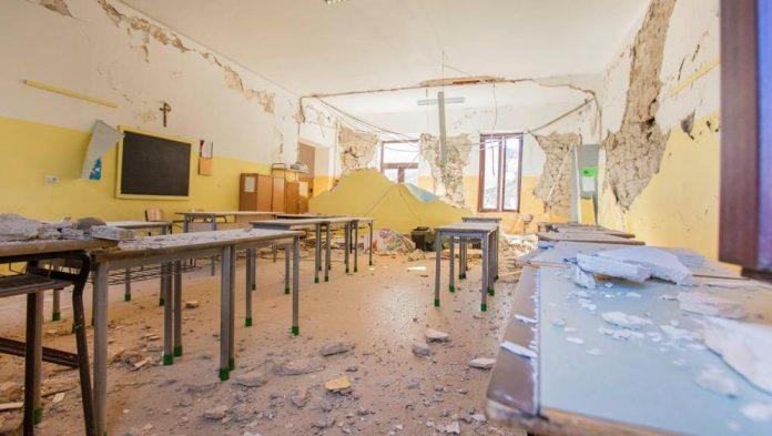 Dall'inchiesta de L'Espresso il drammatico dato sulla sicurezza delle scuole: 'In Calabria: il 94% senza certificato di agibilità'