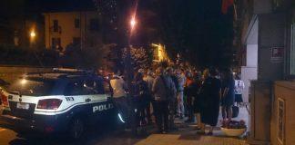 Cosenza | Quartieri senza regole, cittadini si costituiscono in comitato 'anti mala movida' e assediano la questura