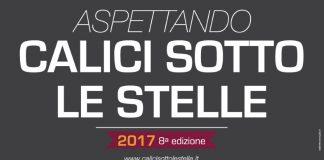 Il 25 giugno a Villa Ruggieri a Cirella (Cs) il pre-evento 'Aspettando Calici Sotto le Stelle 2017'