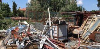 Calabria, trovata discarica abusiva con eternit e altri rifiuti pericolosi
