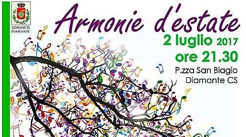 Diamante (Cs)   Stasera il concerto 'Armonie d'estate' del coro LiberCanto