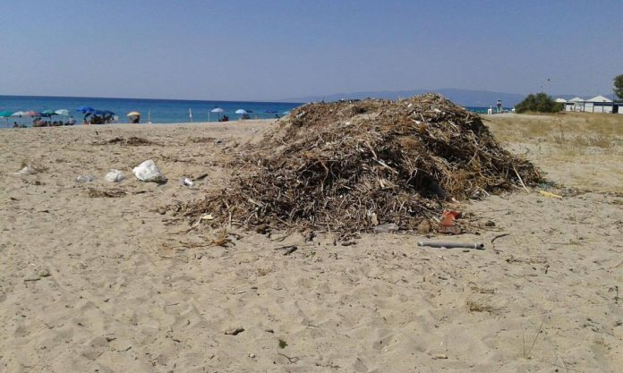 Sellia Marina (Cz) | Associazione 'Insieme per Ruggero': 'Spiaggia sporca, pessimo biglietto da visita'
