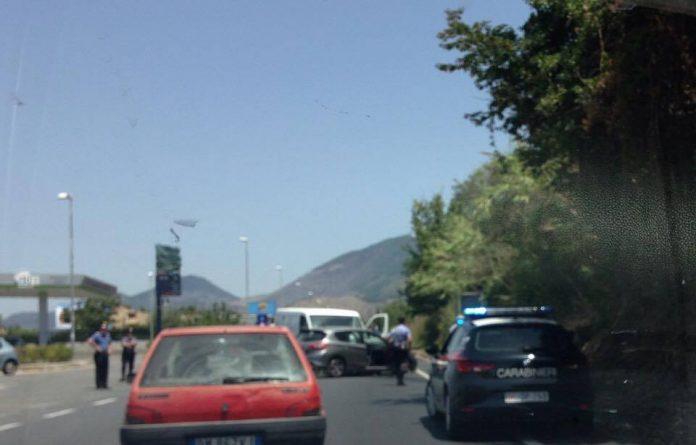 San Nicola Arcella (Cs) | Spaventoso incidente sulla ss18: nessuna vittima - FOTO E VIDEO