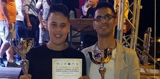 Praia a Mare (Cs), a 14 anni Giuseppe Schettini è campione italiano di fisarmonica diatonica