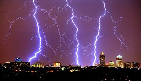 Allerta meteo: a partire da stasera temperature a -15° e violenti temporali su Calabria e Sicilia