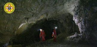 Calabria | Soccorso Alpino comunica con l'esterno a 620 mt di profondità: è la prima volta