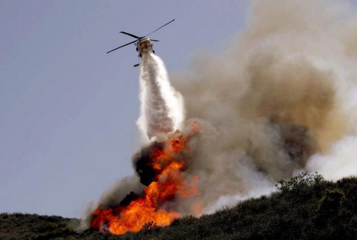 Incendi 2017, il fuoco sgraziato della Calabria: 'Non ho le prove, ma conosco i colpevoli'