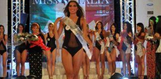 Miss città di Tortora (Cs) è Eva Greco, la praiese Caterina Mandarano è Miss Panificio san Quaranta