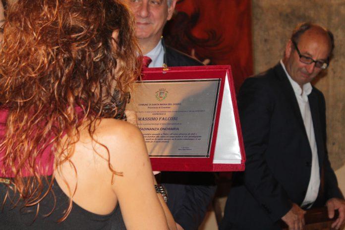 Santa Maria del cedro (Cs) | Il Professore Massimo Falconi è cittadino onorario - LE IMMAGINI DELLA SERATA