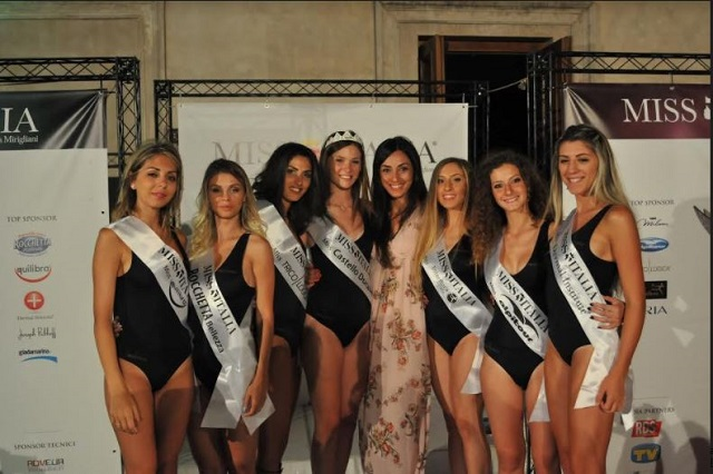 Miss Italia | Miss Castello ducale di Corigliano Calabro (Cs) è Maria Giulia Caruso