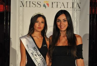 Missi Italia   Miss Miluna - Città di Castiglione Cosentino è Sara Pierri