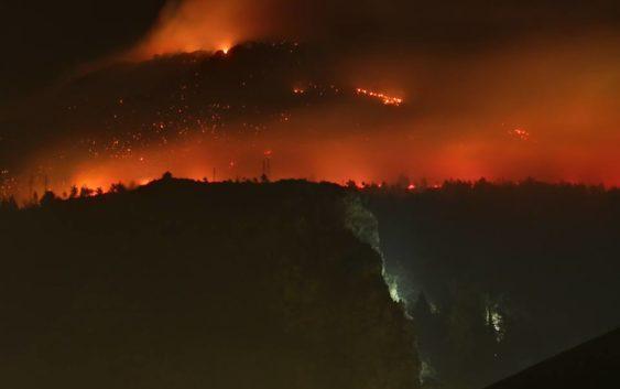 Alto Tirreno | Incendi: le controversie di uno Stato che se ne frega spudoratamente dei cittadini