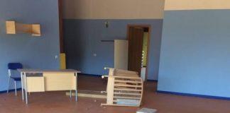 Atto barbarico a Crotone, vandali danneggiano asilo