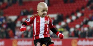 Il piccolo Bradley Lowery non ce l'ha fatta, aveva 6 anni ed era la 'mascotte' del calcio inglese