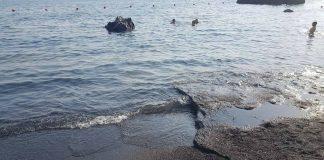 Praia a Mare (Cs) | Ecco cos'è lo strano fenomeno della spiaggia di Fiuzzi