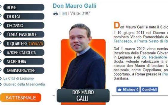 Pedofilia clericale, le menzogne sul presunto caso di don Mauro Galli