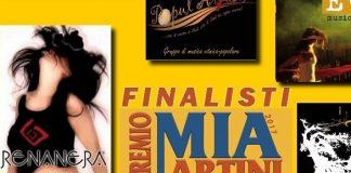 Alto Tirreno | Premio Mia Martini 2017, in gioco anche i Renanera e due piccole alto tirreniche