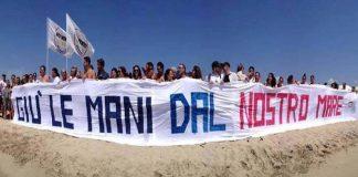 Catanzaro, il 23 luglio l'evento 'Giù le mani dal nostro mare' organizato dal M5S