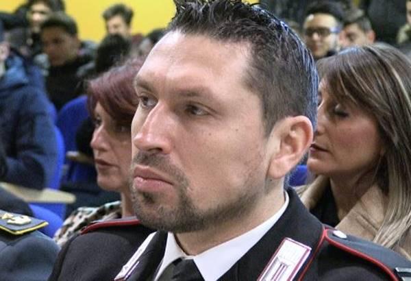 Calabria | Suicidio maresciallo Paolo Fiorello, trovato biglietto di addio: oggi i funerali alle 17