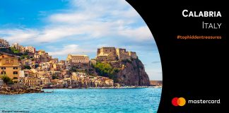 La Calabria, perla dell'Europa, finisce nella Top Hidden Treasures di Mastercard