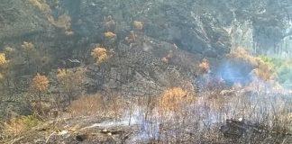San Nicola Arcella, Italia Nostra: «Fumo dal terreno dove sorgeva discarica di rifiuti»