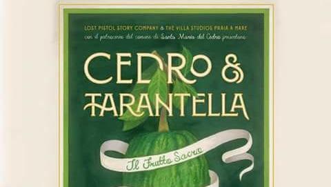 Cedro e tarantella, stasera la presentazione del film di Immordino in piazza a Santa Maria del Cedro