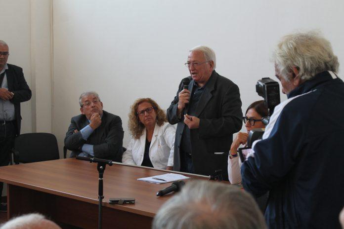 [VIDEO] Ospedale di Praia, le dichiarazioni più importanti durante l'incontro di ieri con i cittadini