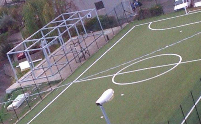 Verbicaro, abusivismo: al via lo smantellamento dello spogliatoio del campo di calcio