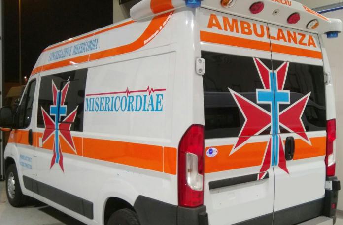 Intimidazione alla Misericordia di Diamante, carabinieri avviano le indagini