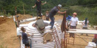 Calabria, al via il nuovo corso di 'Superadobe – Costruzioni in terra cruda'